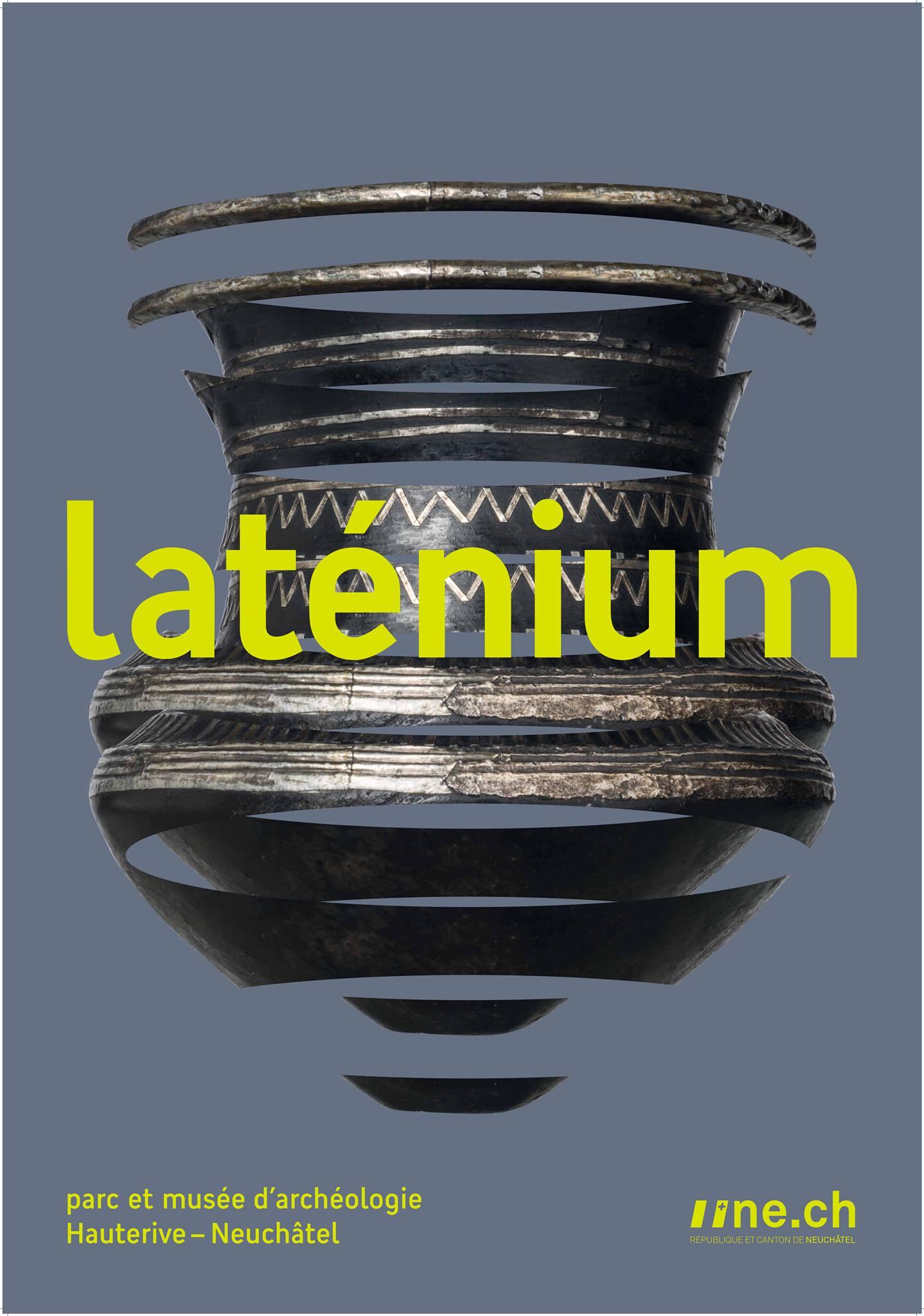 Musée le Laténium